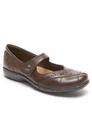 Women's Extra Wide Width Cobb Hill Petra Mary Jane Shoes