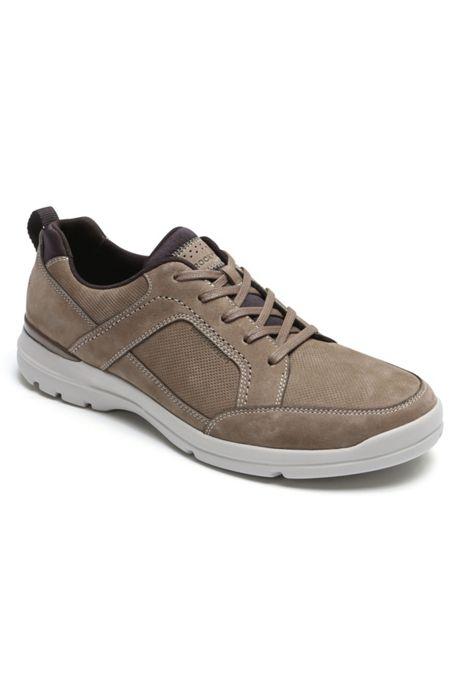 Men's Wide Width Rockport City Edge Leather Shoes