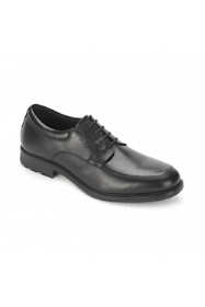 Men's Extra Wide Width Rockport Essential Details Apron Toe Waterproof Leather Shoes