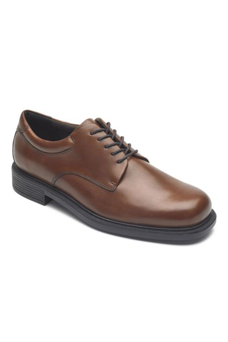 Men's Extra Wide Width Rockport Margin Leather Oxford Shoes