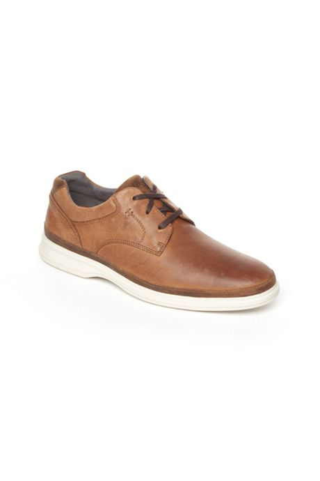 Men's Wide Width Rockport DressSports 2 Go Leather Shoes