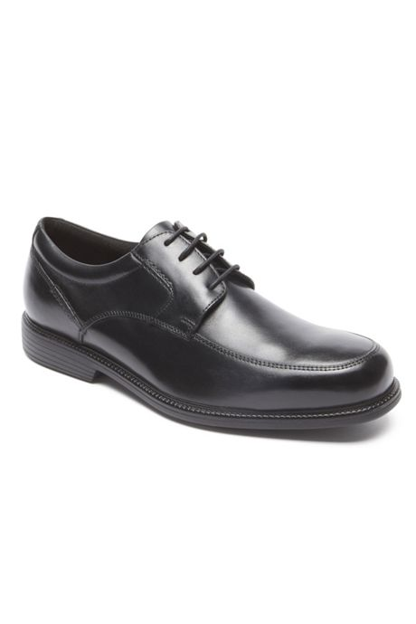 Men's Rockport Charlesroad Leather Apron Toe Oxford Shoes