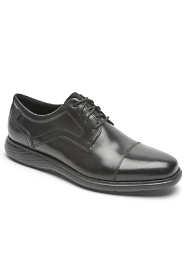 Rockport Men's Garett Cap Toe Leather Shoes