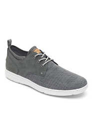 Men's Wide Width Rockport Zaden Plain Toe Oxford Shoes