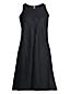 Robe en Lin Sans Manches, Femme Stature Standard