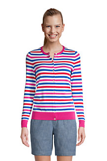 Women's Supima Cotton Cardigan