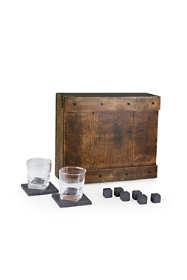 Picnic Time Whiskey Box Gift Set
