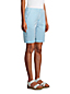Chino-Bermudas mit Dehnbund SEERSUCKER, 25 cm für Damen