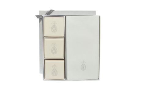 Carved Solutions Luxury Soap Gift Set