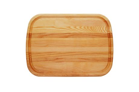 Carved Solutions Personalized Everyday Wood Counter Top Cutting Board