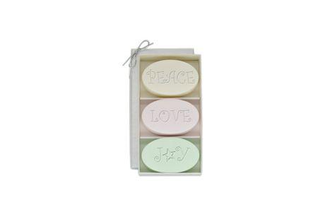 Carved Solutions Signature Spa Soap Trio Set