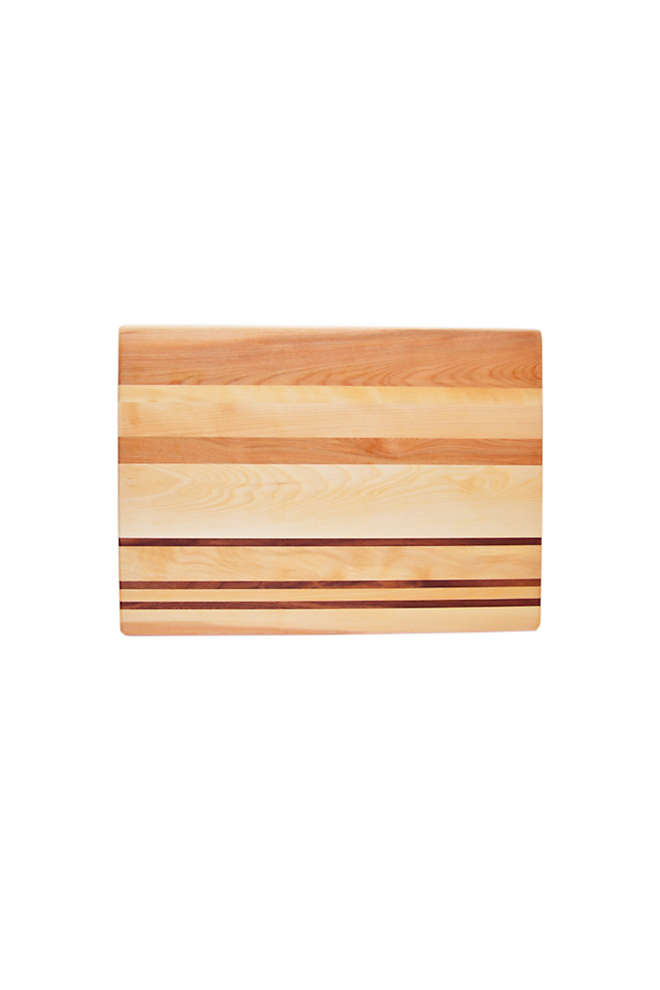 Carved Solutions Personalized Integrity Wood Counter Top Board, Front
