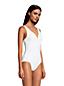 Chlorresistenter Control Badeanzug mit Knotendesign JACQUARD für Damen