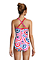 Women's Long Chlorine Resistant Cross Back Swimsuit