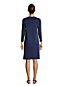 Robe de Plage Manches 3/4 Décolleté Brodé, Femme Stature Standard