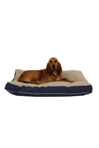 Carolina Pet Company Jamison Rectangular Four Season Dog Bed