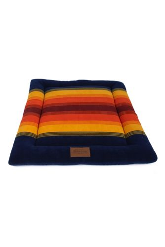 Carolina Pet Company Pendleton Comfort Cushion Dog Mat