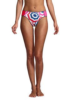Bas de Bikini Taille Mi-Haute, Femme