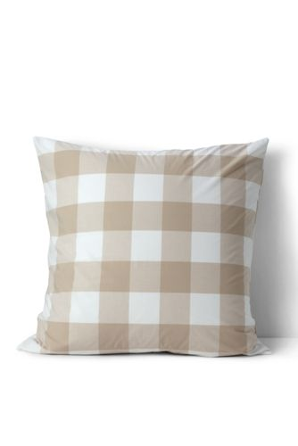 Easy Care Cotton Percale Sham - 200 Thread Count