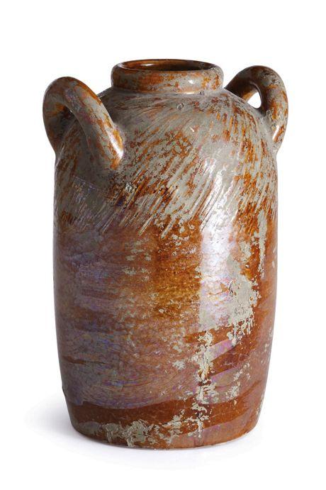 Napa Home and Garden Antiquities Terra Cotta Jar with Handles