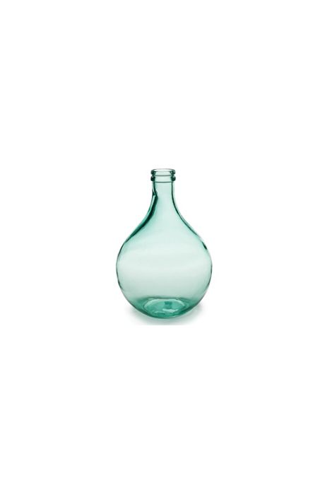 Napa Home and Garden Marseille Recycled Glass Decorative Bottle