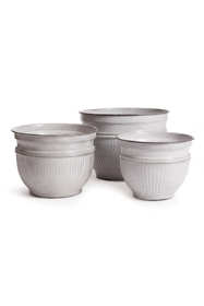 Napa Home and Garden Camelia Plant Pots Set of 3