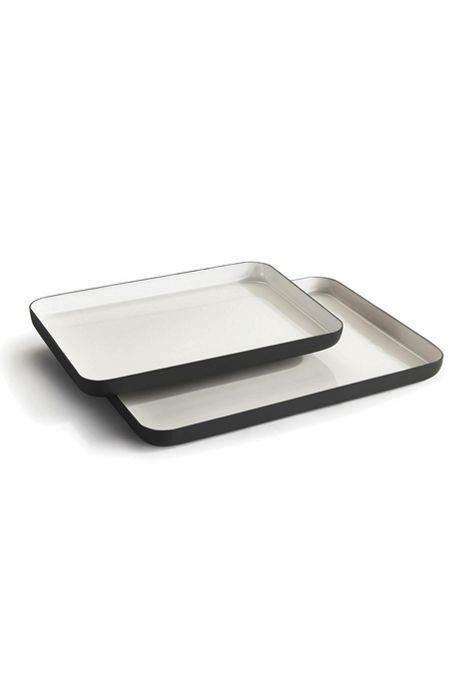 Napa Home and Garden Market Street Serving Trays Set Of 2
