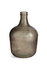 Napa Home and Garden Parisian Recycled Glass Decorative Bottle