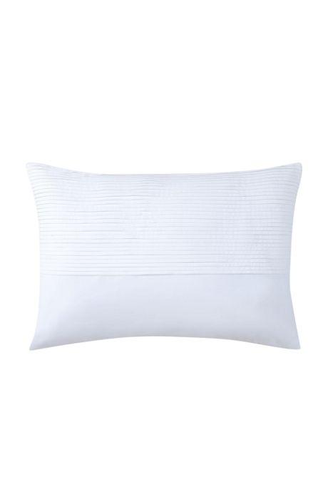 Charisma Fairfield Pleated Decorative Throw Pillow