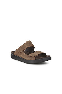 Men's ECCO Flowt Slide Sandals