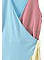 Volant-Strandkleid CHLORRESISTENT Seersucker für Damen