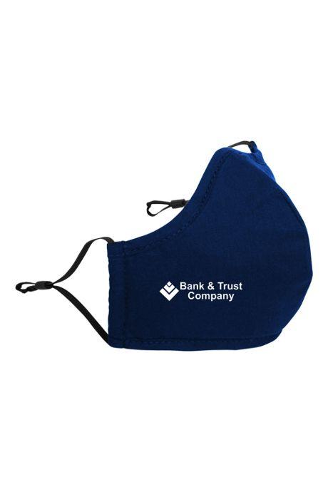 Filter Pocket Face Mask with Adjustable Straps