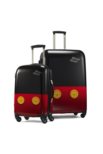 American Tourister Disney Mickey Pants Hardside 28 inch Spinner Luggage