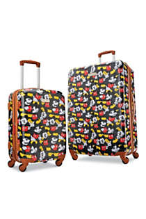 American Tourister Disney Classic Mickey Hardside 20 inch Spinner Luggage, alternative image