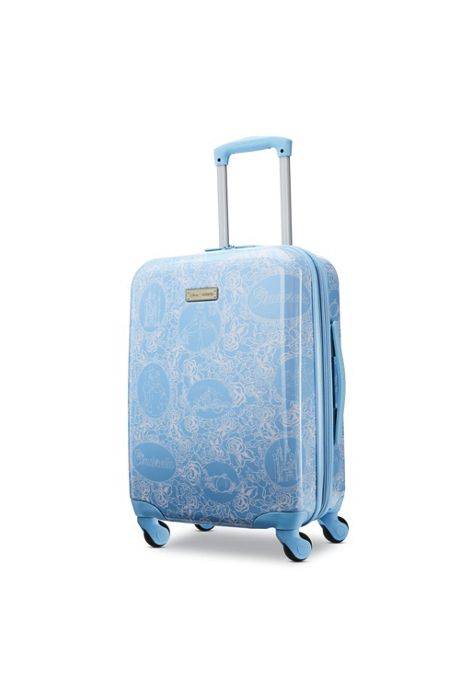 American Tourister Disney Cinderella Hardside 20 inch Spinner Luggage