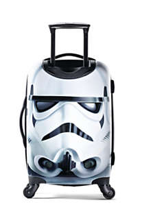 American Tourister Star Wars Hardside 21 inch Spinner Luggage, Back