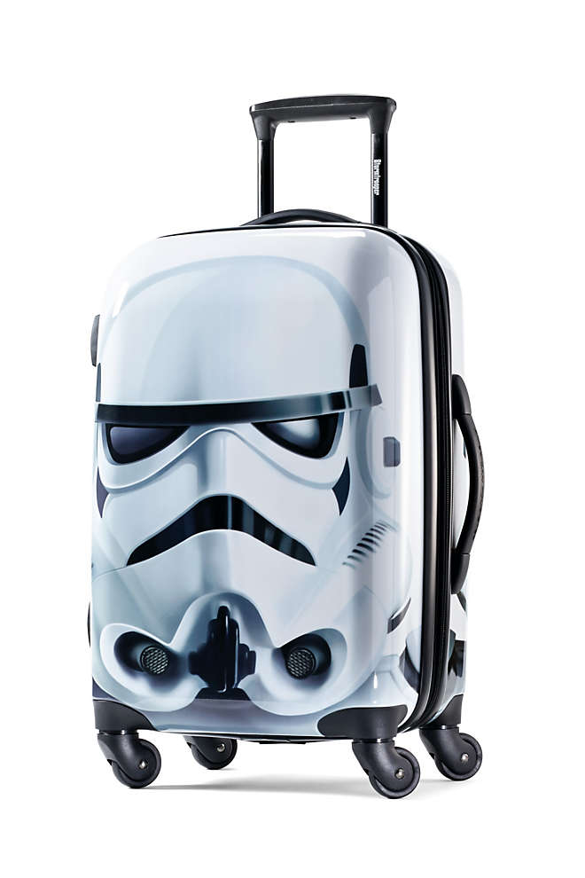 American Tourister Star Wars Hardside 21 inch Spinner Luggage, Front
