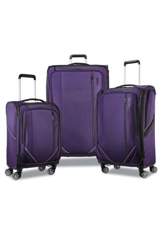 American Tourister Zoom Turbo Softside 28 inch Spinner Luggage
