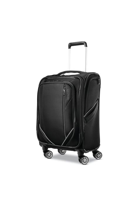 American Tourister Zoom Turbo Softside 20 inch Spinner Luggage