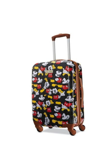 American Tourister Disney Classic Mickey Hardside 20 inch Spinner Luggage