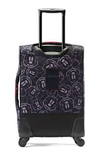 American Tourister Disney Mickey Softside 21 inch Spinner Luggage, Back