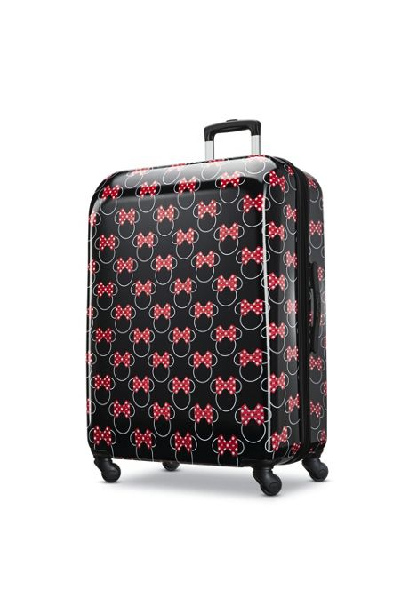 American Tourister Disney Minnie Multi Bow Hardside 28 inch Spinner Luggage