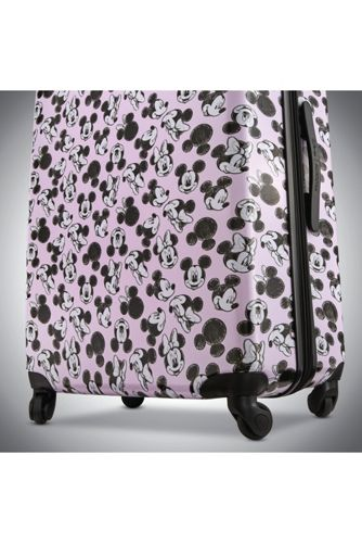 American Tourister Disney Minnie Loves Mickey Hardside 28 inch Spinner Luggage