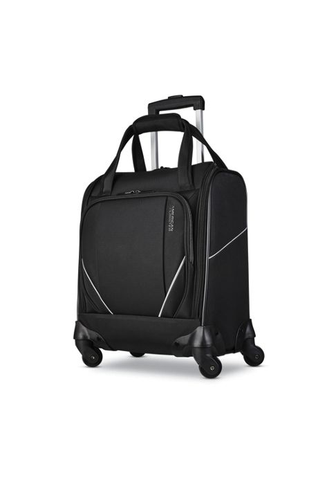 American Tourister Zoom Turbo Underseat 16 inch Roller Luggage