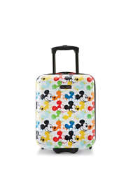 American Tourister Disney Hardside Roll Aboard Luggage Set