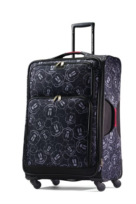 American Tourister Disney Mickey Softside 28 inch Spinner Luggage