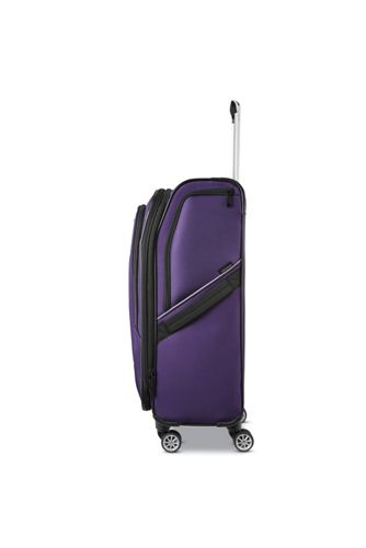 American Tourister Zoom Turbo Softside 24 inch Spinner Luggage