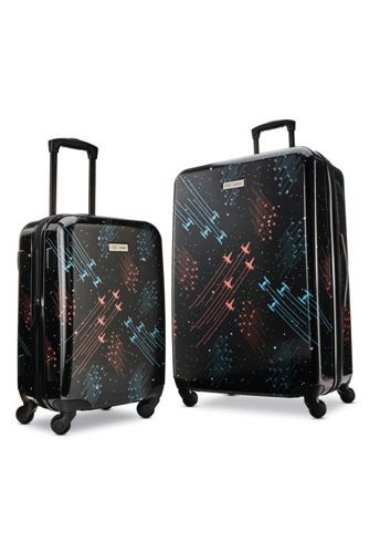 American Tourister Star Wars Galaxy Hardside 28 inch Spinner Luggage