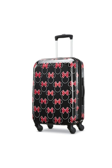 American Tourister Disney Minnie Multi Bow Hardside 20 inch Spinner Luggage
