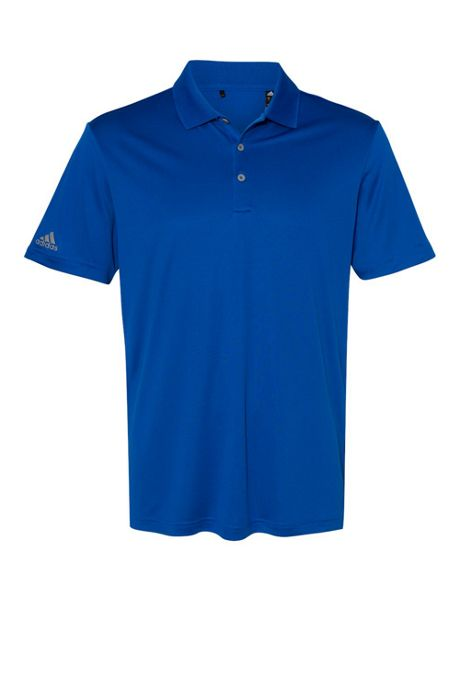 adidas Men's Big Performance Sport Polo Shirt